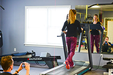 Falmouth Physical Therapy Training