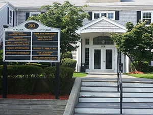 Falmouth Physical Therapy Location